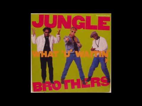 Jungle Brothers J  Beez Comin' Through Bonus Beats