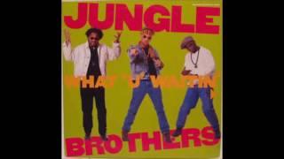 Download Jungle Brothers J  Beez Comin' Through Bonus Beats Mp3