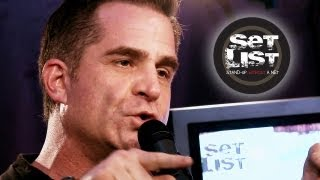 TODD GLASS - Set List: Stand-Up Without a Net