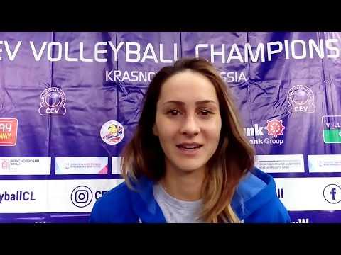 Interview Desislava Nikolova - November 11, 2017