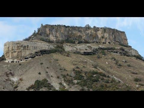Tepe Kermen ancient cave city