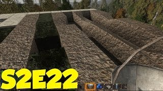 7 Days to Die - S2E22 - Rooftop Farming
