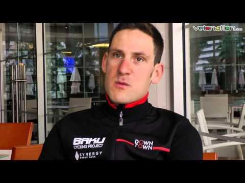 Matt Brammeier ready for ambitious role with Synergy Baku team