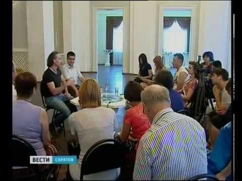 """Рок-группа """"Джанго"""" из Киева выступила на Собиновском фестивале"""