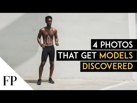 MODELS DISCOVERED with 4 types of Photos