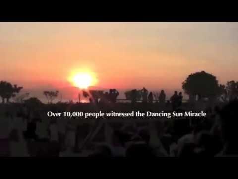 Segni di Dio nel mondo: il Miracolo del sole