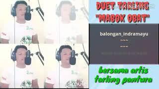 Download lagu Karaoke tarling duetmabok obat MP3