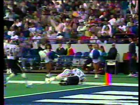 Chargers vs. Colts highlights, 1993