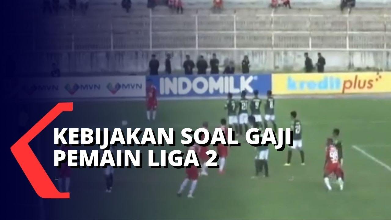 Pemain PSCS Cilacap Dan Badak Lampung FC Tak Terima Full Gaji