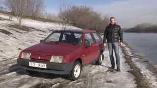 видео Технические характеристики ВАЗ 2108