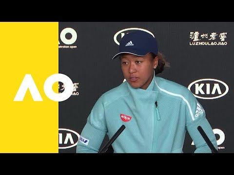 Naomi Osaka press conference (QF) | Australian Open 2019