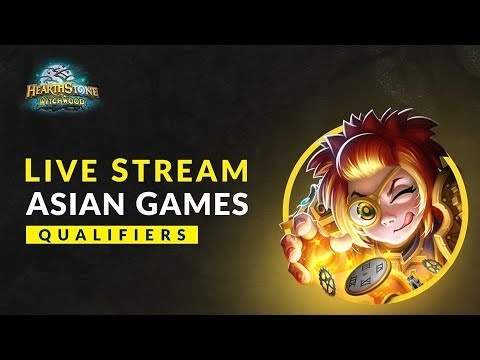 HEARTHSTONE Asian Games Indonesia Qualifier 2018