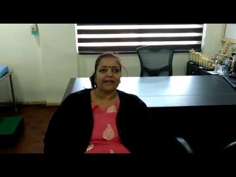 See what patient Mrs. Kulkarni is saying after having successful operation by Dr. Pallav Bhatiya