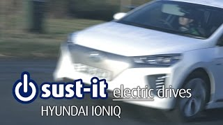 Hyundai IONIQ pure electric UK road test