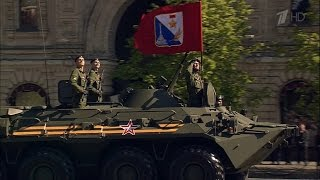 HD Russian Army Parade, Victory Day 2014 Парад Победы