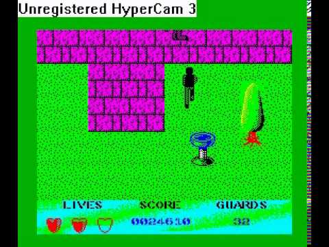 Beverly Hills Cop (ZX Spectrum)