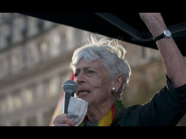 UK human rights lawyer Margaret Owen Supports Free Iran 2018 Gathering in Paris