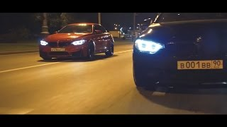 MiyaGi & Эндшпиль - ФАЯ (BMW M4 - Underground Drive) | AerialOne