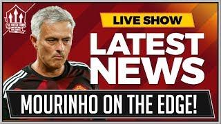 Mourinho's Last Pogba Chance! Man Utd News Now