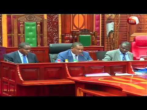 Opposition legislators boycott debate on cabinet nominees