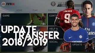 CARA UPDATE TRANSFER 2018/2019 di FIFA 14 - Cedok Tutorial #6