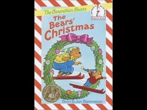 The Bears Christmas - YouTube