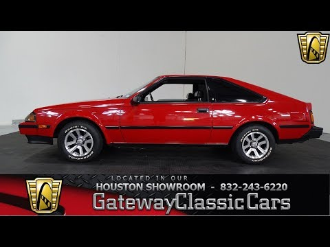 1984 Toyota Celica GT Gateway Classic Cars #918 Houston Showroom