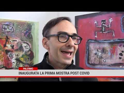 Palermo. Inaugurata la prima mostra post -covid