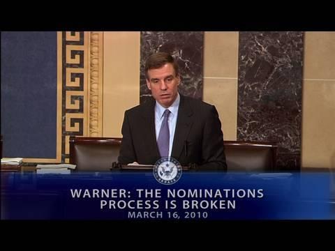 Warner: The Nominations Process Is Broken