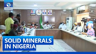 Solid Minerals Development: FG…
