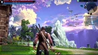 TERA: Rising Intro And Gameplay - 1080p GeForce GT 650M