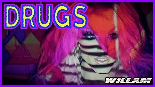 Video DRUGS [buy the album Now That's What I Call Drag Music vol. 1.0 by Willam) download MP3, 3GP, MP4, WEBM, AVI, FLV November 2018