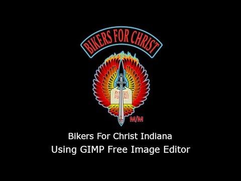 Bikers For Christ - GIMP Free Image Editor thumbnail