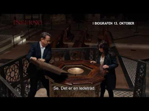 Inferno   This  TV Spot 20 sek