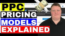 PPC Pricing Models   How Much To Charge For PPC Management