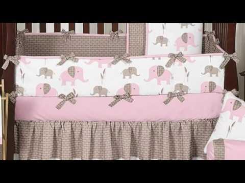 Baby Girl Crib Bedding Sets Cheap