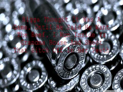 Soulja boy - AK47 Lyrics