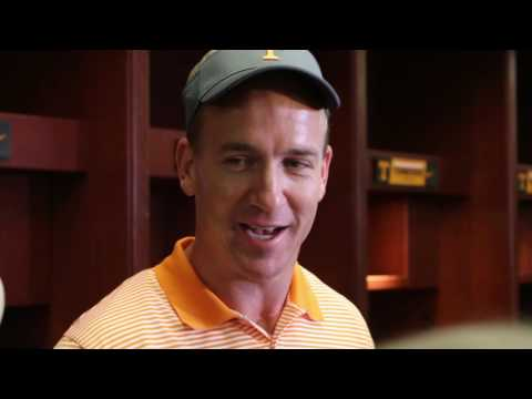 Peyton Manning talks roast of Phillip Fulmer