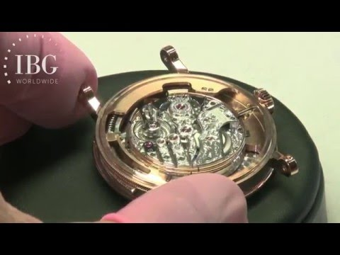Long Version: BREGUET - Tourbillon watches explained by Jeff Kingston