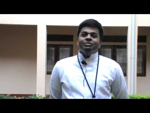 Fr. Peter Rajanayagam OMI shares his experience of his present ministry