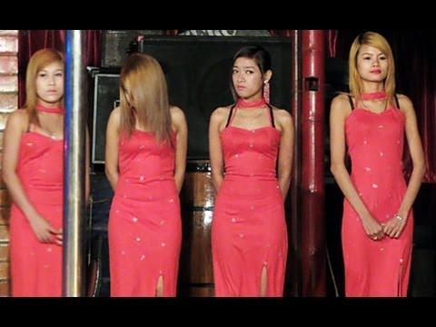 myanmar nightclub girl