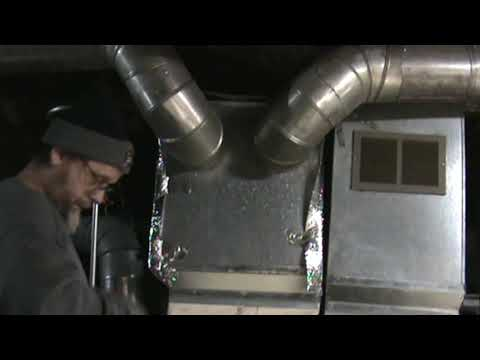 INSULATING DUCTWORK