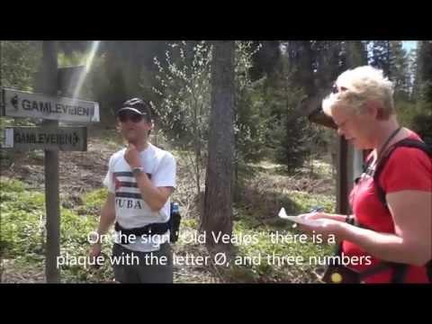 Vealøs WoodTrail from Kikut - Geocaching the Norwegian Way - Part 6