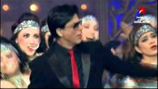 airtel super star awards shahrukh khan  part 5 27nov2011 720p 5 clip0 xvid