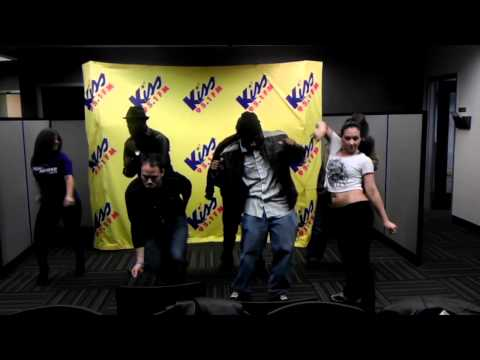 The Carolina Shuffle Promo with Kiss 95.1 FM Charlotte Radio with Otis and Brittney