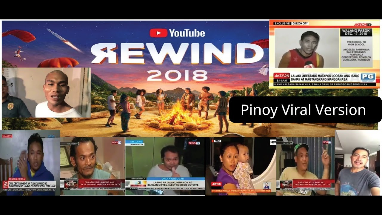 Youtube Rewind 2018 Pinoy Viral Edition Youtube Pinoy drama rewind has now moved to its own domain, so please head on over there just click the banner! youtube rewind 2018 pinoy viral edition