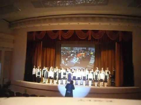 1-я часть концерта ко Дню Победы