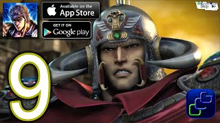 Fist Of The North Star Legends ReVIVE Android iOS Walkthrough - Part 9 - Story Ch10-11 Clash Ch10-11