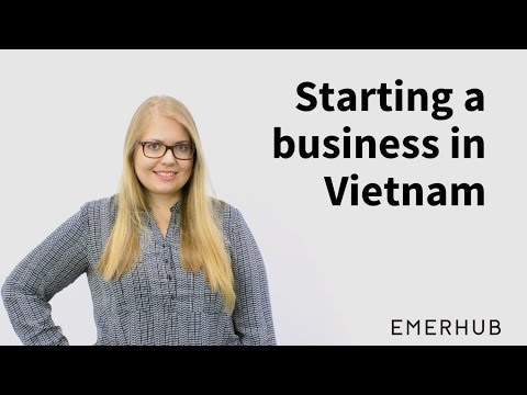 Starting a business in Vietnam: how to register a company