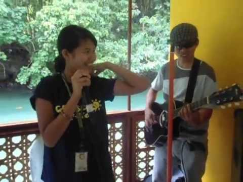 Bscsm-- JBLFMU MOLO Karen Entertainment at Floating Restaurant..... BOHOL